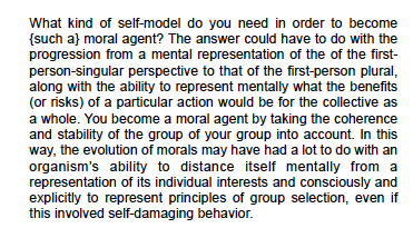 Agency autonomy essay in kants moral selected theory