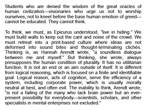 Hannah Arendt on the Banality of Evil Essay