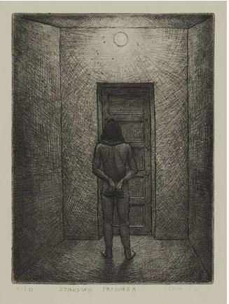 Standing Prisoner