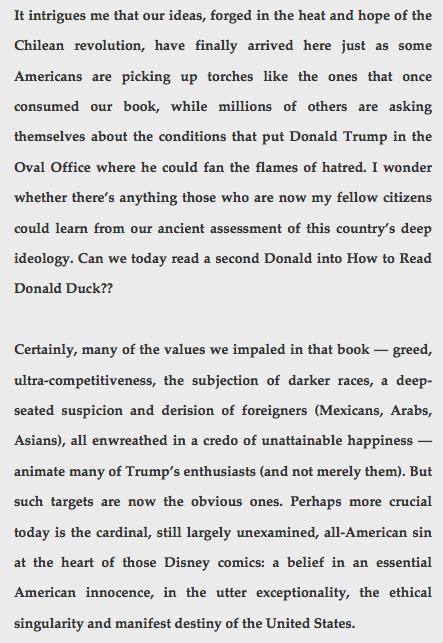 donald trump essay